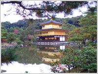 これぞ京都!金閣寺